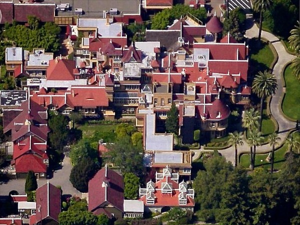 Winchester Mystery House, San Jose, California-Went here in third grade. Amazing. Want to go a again!