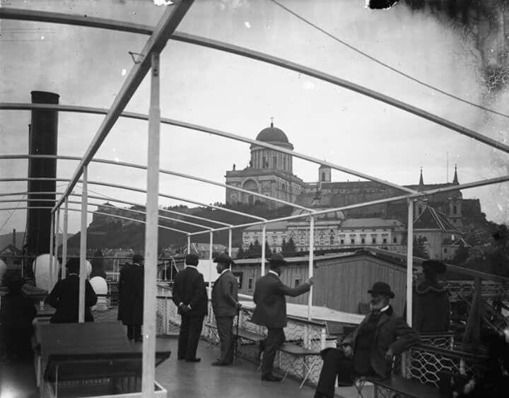 1918. Hajókirándulás