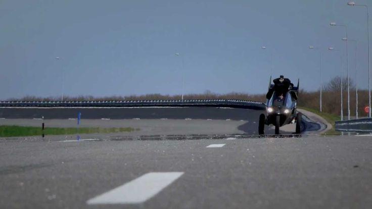 Die Holländische Firma PAL-V und der Prototyp eines fliegenden Autos – wir warten auf die Serienproduktion!