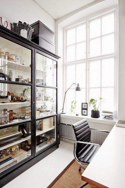 Binnenkijken in het geweldige atelier van een Zweedse stiliste