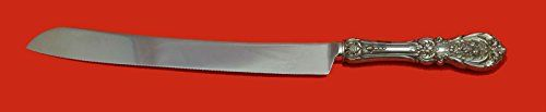 Francis I by Reed & Barton Old Sterling Silver Wedding Cake Knife HHWS Custom:   brFRANCIS I BY REED & BARTONbr Sterling Silver hollow handle with stainless implement WEDDING CAKE KNIFE 12 CUSTOM MADE in the pattern FRANCIS I BY REED & BARTON. It is NOT monogrammed and is in excellent condition.brbrMultiple quantities (of most items) are in stock. To order more than one, increase the quantity in your shopping cart./b