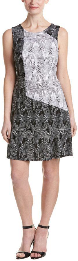 Vince Camuto Petite A-Line Dress