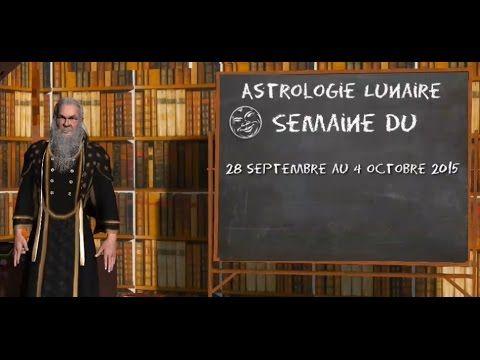 Astrologie Lunaire ☽ 28 septembre au 04 octobre 2015 Général