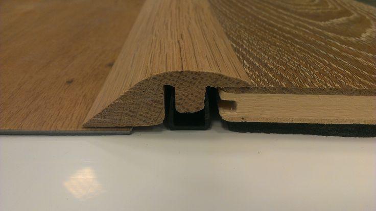 solid oak door threshold ramp