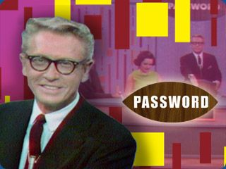 Password with Allen Ludden (who married Betty White; beautiful couple, eternally in love)