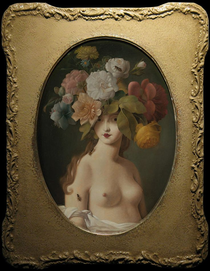 THe Beekeeper's May Queen -ARCADIA CONTEMPORARY - Stephen Mackey
