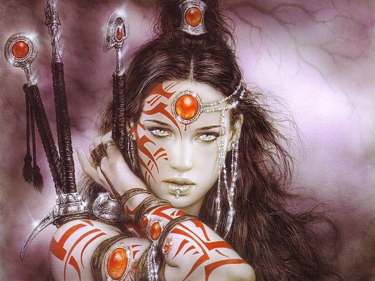 Рисунок девушки в стиле фэнтези. Воин - лучница. Девушка - Фэнтези лучница. Картинки и рисунки девушек фэнтези. Рисунки девушек