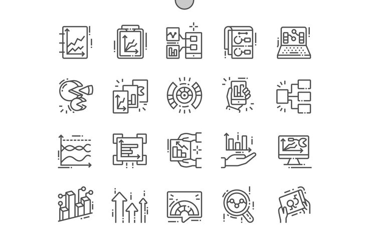 Graphic Dashboard Line Icons , #Affiliate, #project#sizes#beautiful#create #Ad