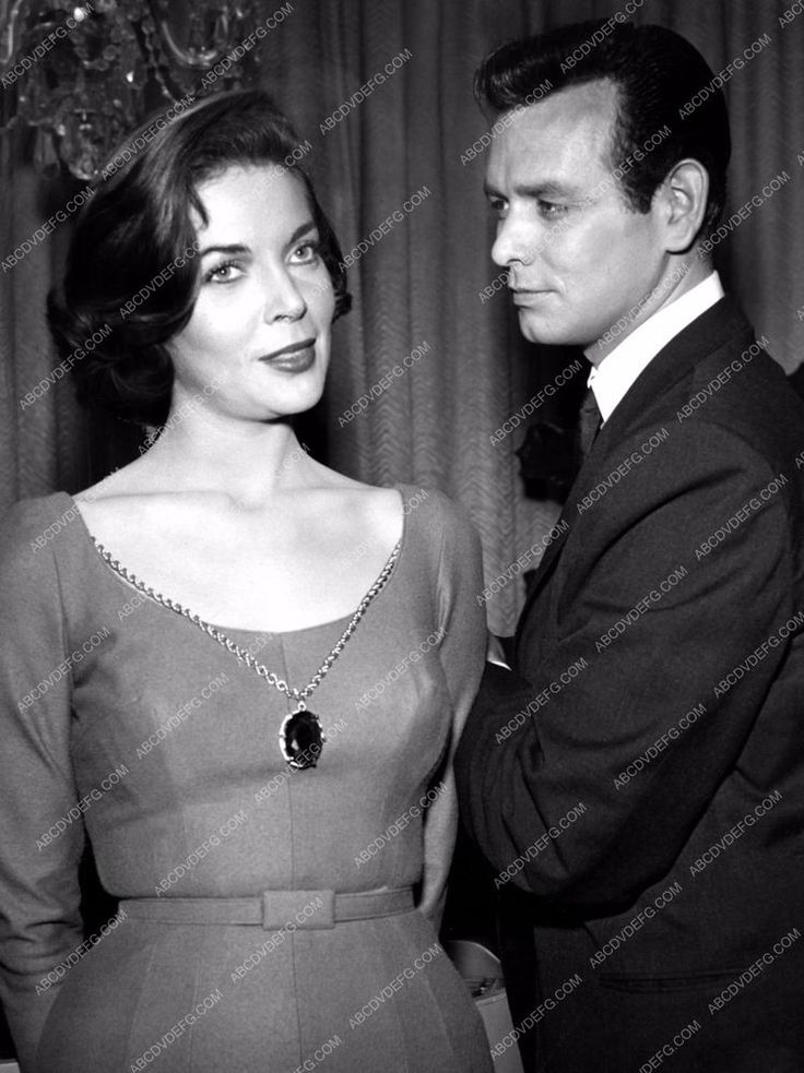 photo David Janssen Barbara Bain portrait dp-8534 in Collectibles, Photographic Images, Contemporary (1940-Now) | eBay