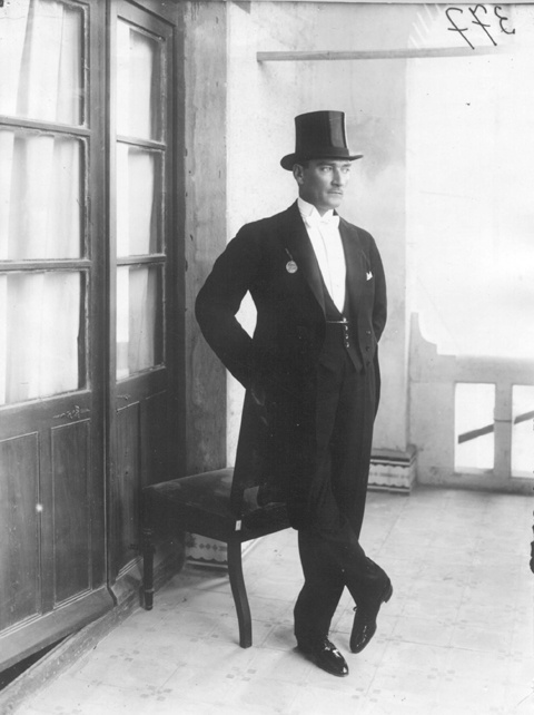 Best Dressed Turkish Man  #Mustafa #Kemal #Atatürk