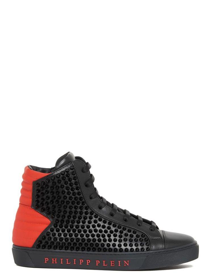 PHILIPP PLEIN Philipp Plein Sneakers. #philippplein #shoes #