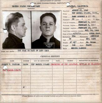 Alcatraz Prison Escapes - Page 2