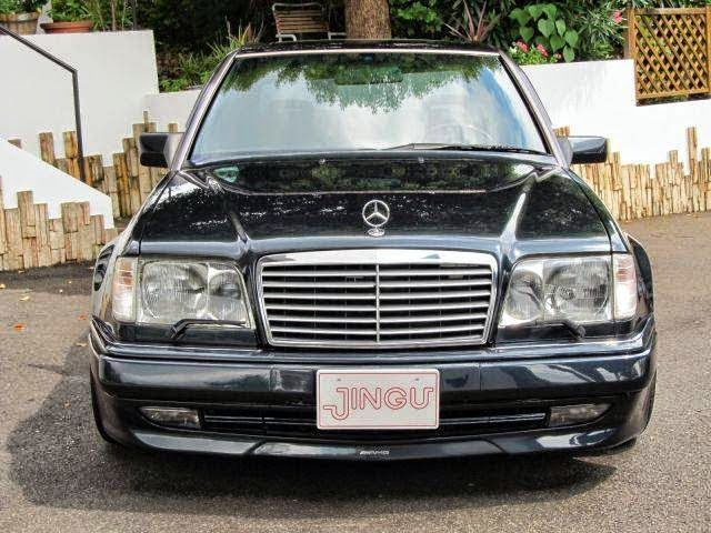 Mercedes Benz W124 E60 Amg Limited Edition Japan In 2020 Benz