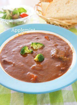 ◆レシピ改良◆圧力鍋で柔らかコストコ牛タンのシチュー by アップル ...