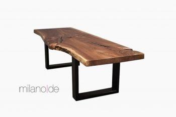 Τραπέζι Thor με καπάκι από μασίφ ξύλο καρυδιάς και μεταλλική βάση. Η στιβαρή κατασκευή του και το μασίφ ξύλο καθιστούν το τραπέζι μοντέρνο και ταυτόχρονα διαχρονικό.  https://www.milanode.gr/product/gr/2378/%CF%84%CF%81%CE%B1%CF%80%CE%AD%CE%B6%CE%B9_thor.html