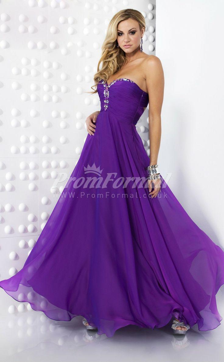 Mejores 44 imágenes de Prom dresses en Pinterest | Vestido de baile ...