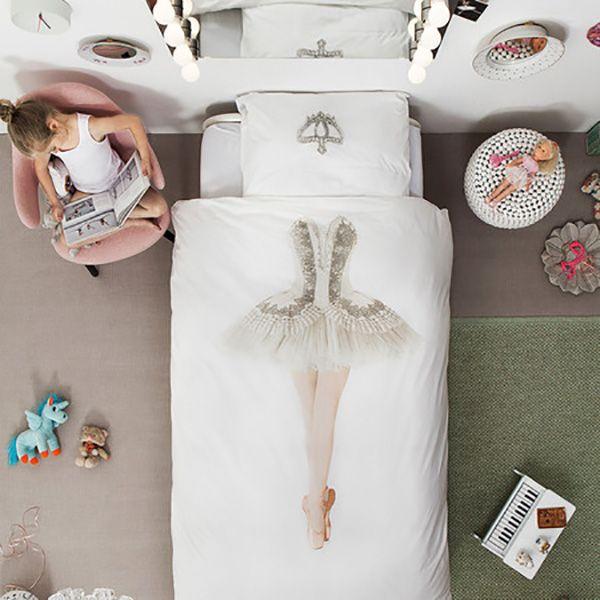 Ballerina Single Doona Cover Set | Krinkle - Homewares & Gifts