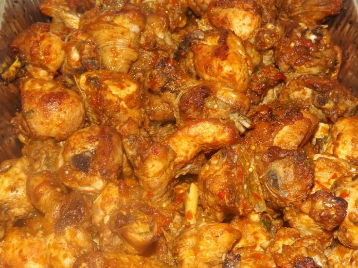 Liberian chicken gravy recipesbnb images about liberian food jollof rice forumfinder Image collections