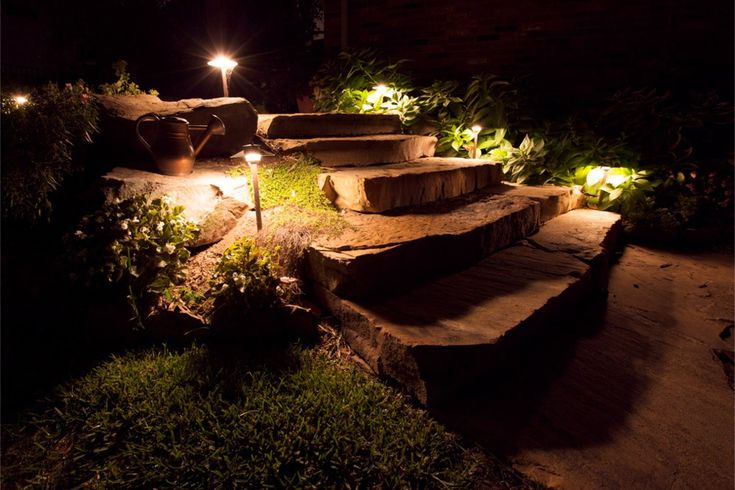steps for the front yard