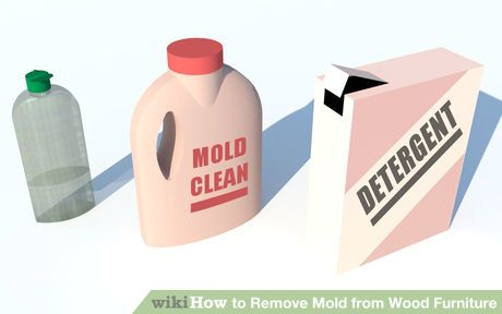 How to Remove Mold from Wood Furniture 6 Steps