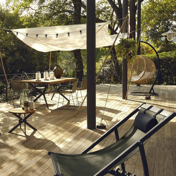 17 best ideas about auvent bois on pinterest auvent de terrasse pergola de - Lanterne pour terrasse ...