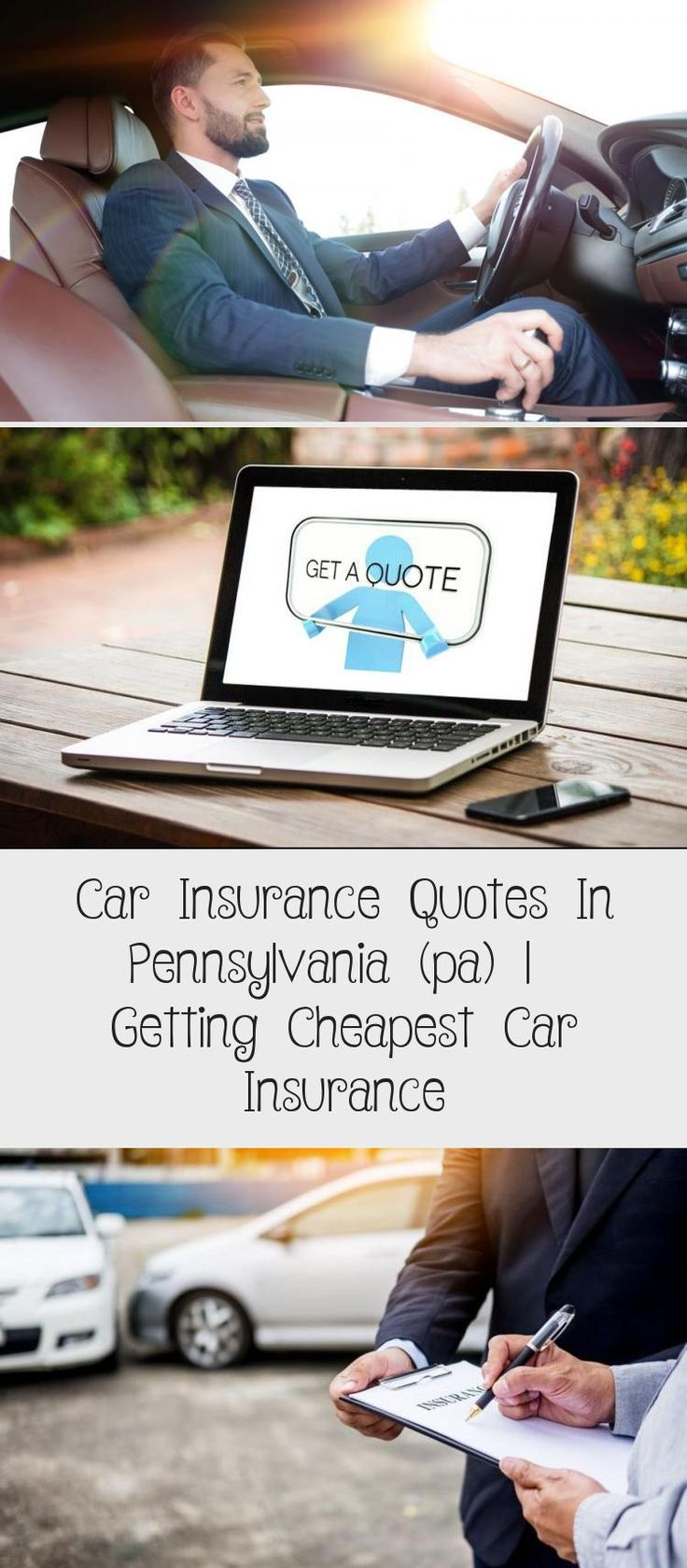 Car Insurance Quotes in Pennsylvania (PA) Getting