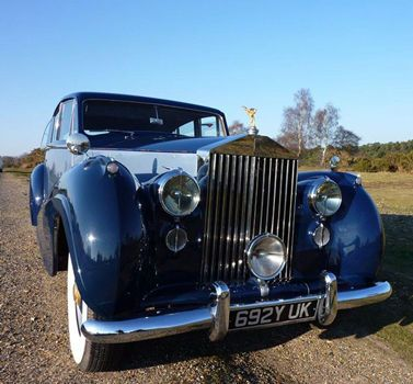 Wedding Car Hire In Hampshire Just Rolls Based Shirley