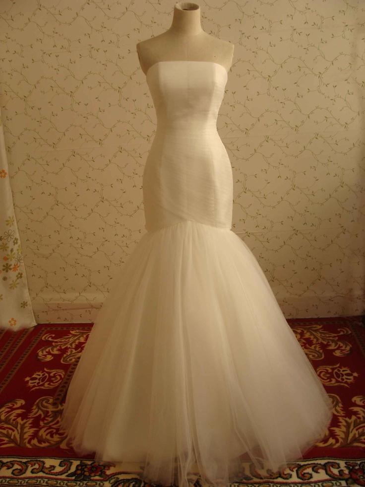 My dream wedding dress, just needs a few  adjustments!!!! <3