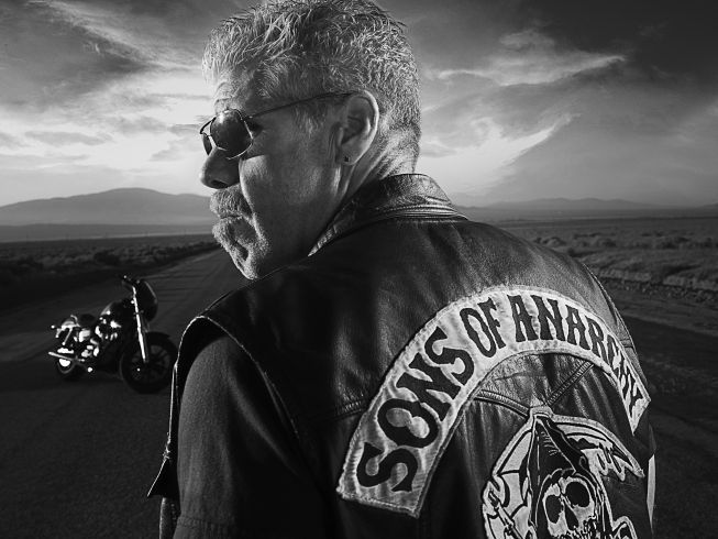 SONS OF ANARCHY: Ron Perlman