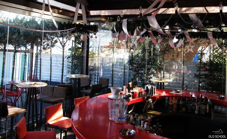 Old School cafe bar agiokamos.greece