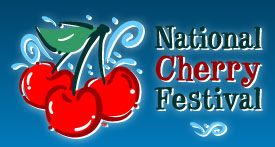 Traverse City National Cherry Festival--July-Michigan...it's coming up soon!  One of these days I'll make it there to experience it.