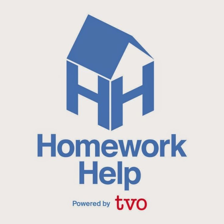 Welcome to the official YouTube channel for Homework Help. Homework Help is funded by the Ontario government and administered by TVO's Independent Learning C...
