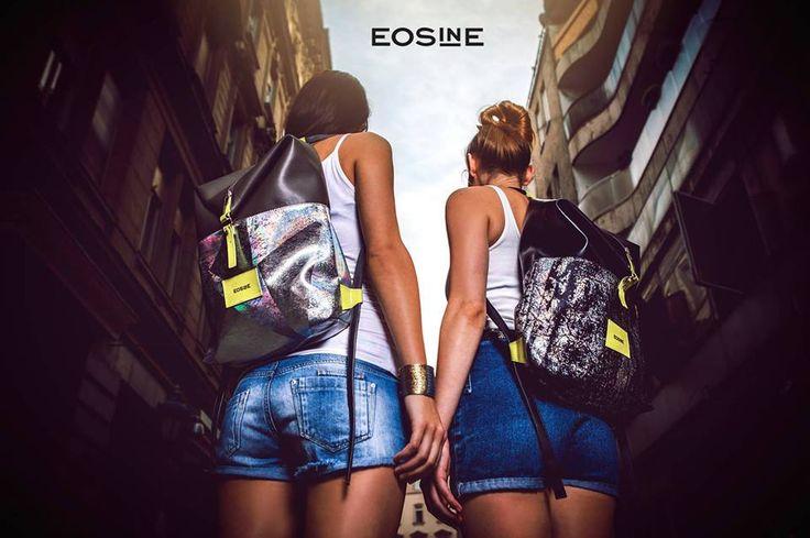EOSinE 2015 nyári fesztiválkollekció