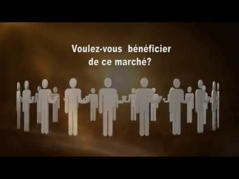 DXN MLM France 30 second business presentation (French language)