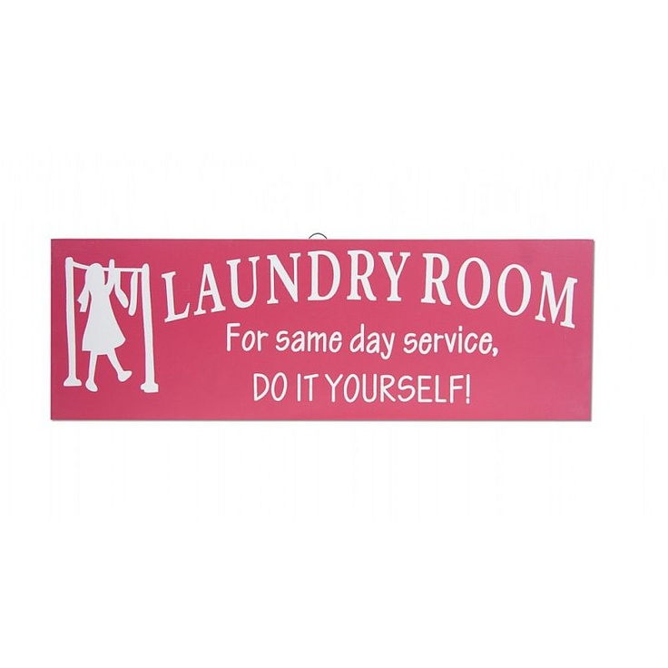 Laundry Room: for same day service, DO IT YOURSELF! @ OrangeOnions.com