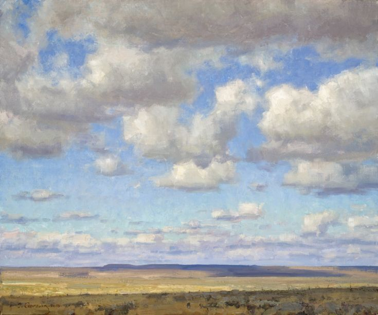 Each August the Thunderbird Foundation for the Arts hosts the Maynard Dixon Country, an art show, gathering and sale of work by thirty-forty of America's premier artists. This year's Maynard Dixon Country Artist Choice Award for the  best body of work went to Clyde Aspevig (b. 1951).   Aspevig g...