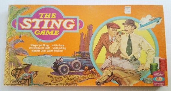 The sting game free
