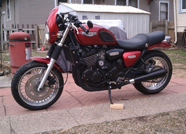 Triumph Legend TT