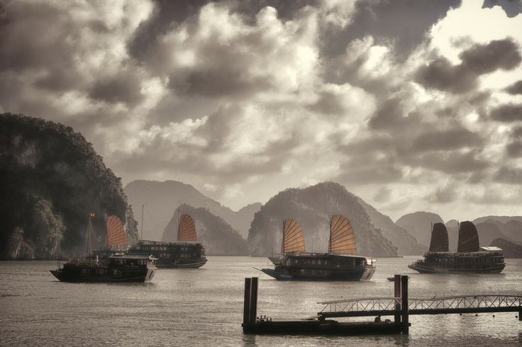 Halong Bay by Chris McKay Photography on 500px