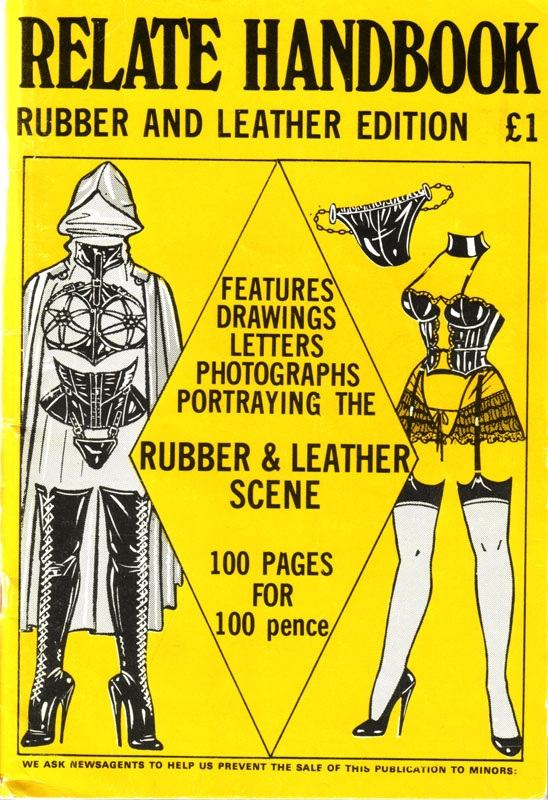 "Cover of ""Relate Handbook"" - S.R.A. Publications - First Edition edition (1973)"