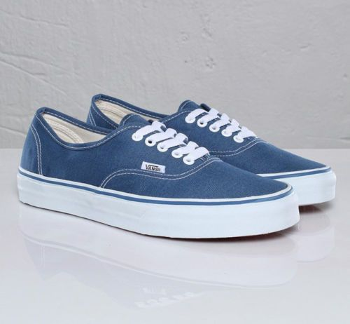 9c2fa37d0a Vans New Authentic Era Classic Sneakers Unisex Canvas Shoes Denim Blue  Faded Jeans