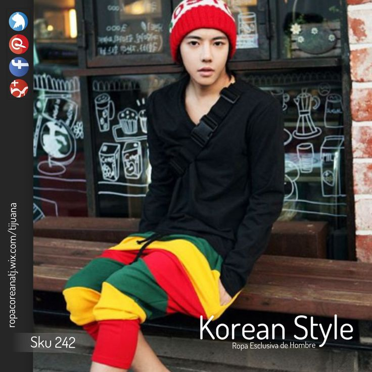 Ropa Coreana, Sku 242. Korean Style....