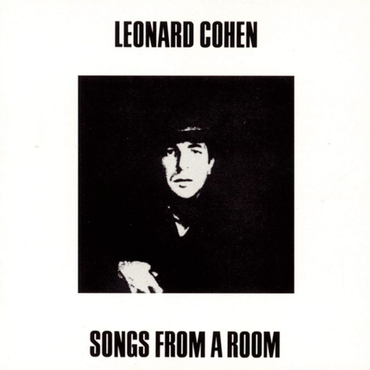 Songs From A Room by Leonard Cohen