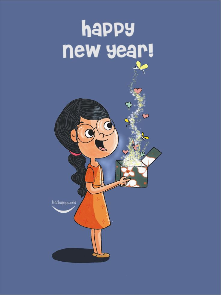 New Year 2018!! #newyear #2018 #art