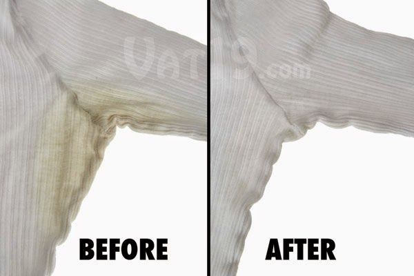 10 best images about other stains on pinterest stains for Removing sweat stains from white shirts
