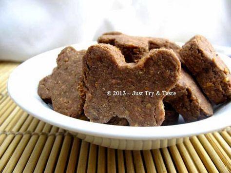 Just Try & Taste: Cookies Coklat Kupu-Kupu dengan Almond - Bebas Gluten, Casein dan Telur!