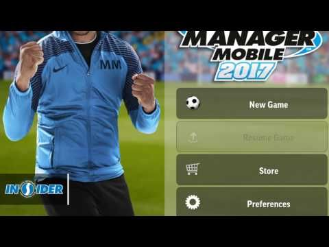 Game Android Mod Apk: Download Football Manager 2017 Mobile v8.0 Free Apk Latest Update