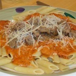 Pasta in Vodka Sauce - Allrecipes.com