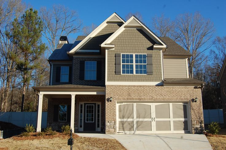 7 best gwinnett county ga homes for sale images on pinterest brick atlanta home builder reliant homes offers an incredible new watkinsville home malvernweather Image collections