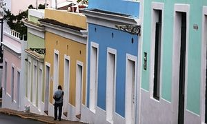 Economic exodus means two-thirds of Puerto Ricans may soon live in US The Caribbean territory, whose residents are US citizens, is groaning under $73bn debt forcing it to ration water, close schools and watch its health system collapse